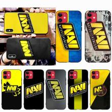 PENGHUWAN Natus Vincere navi Soft Silicone Black Phone Case for iPhone 11 pro XS MAX 8 7 6 6S Plus X 5S SE XR case