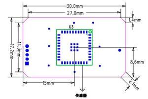 Image 5 - DIYmall FPC1020A Module dempreintes digitales capacitif semi conducteur Module dempreintes digitales lecteur didentification Module de Scanner