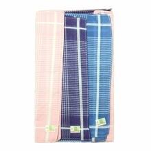 10 шт платок для женщин премиум полиэстер клетчатый узор квадратный