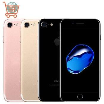 Original Apple iPhone 7 7P 32/128GB/256GB IOS Mobile Phone iPhone 7 Plus Fingerprint 4.7 inch/5.5 inch 12MP Camera Apple Phone