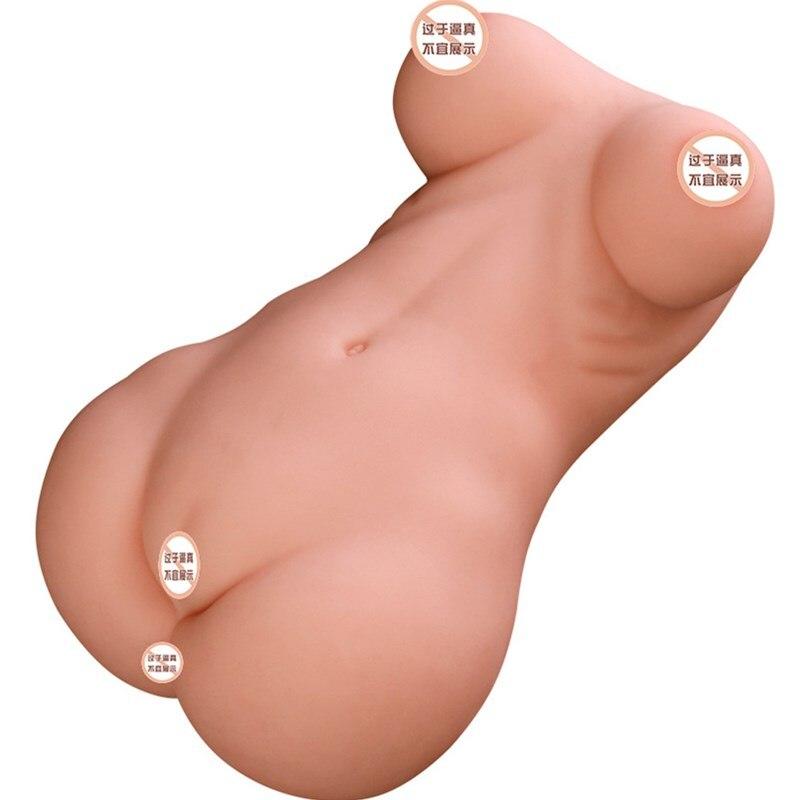 3D Realistische Fake Vagina Kut Kont Masturbator Speeltjes voor Mannen Strakke Vagina Anale Volwassen Mannelijke Maagd Zuigen Cup Sex speelgoed - 2