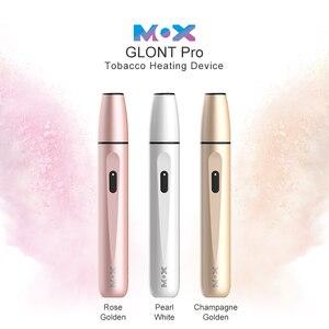 Image 1 - Vape Kit Wärme Nicht Brennen Elektronische Zigarette Für Heizung Tabak Patrone kompatibilität mit lQOS Stick und Marke Stick