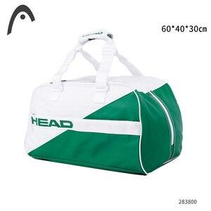 2020 Head Tennis Bag Djokovic Signed Single Shoulder Tennis Backpack Handbag Tennis Rackets Bag Head Novak Duffel Bag Badminton