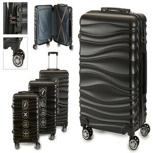Cabin suitcase Set ABS 3 Pieces