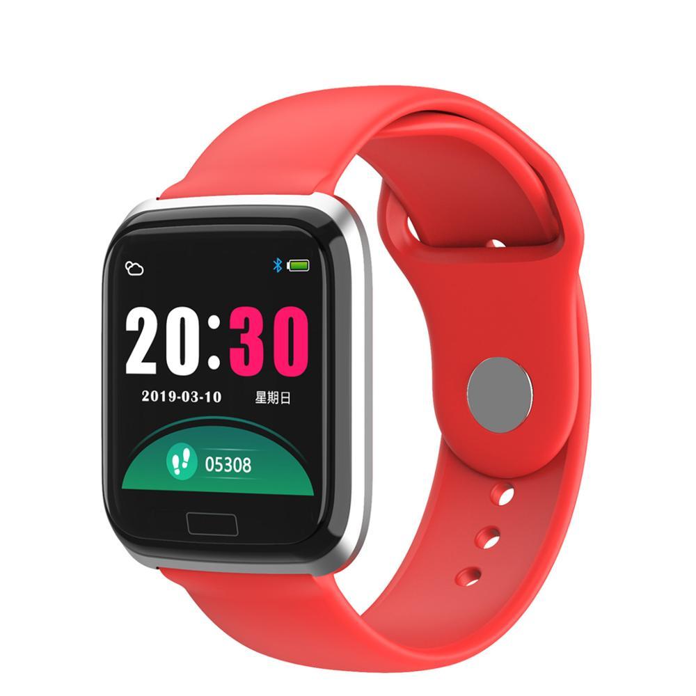 CY05 Smart Watch Bracelet Ports Waterproof Fitness Heart Rate Blood Health Monitoring Pressure Health Step Remote Watch PK B57