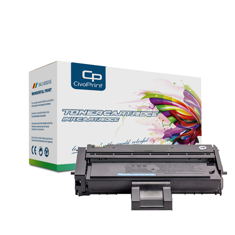 Civoprint Sp201 Sp200 Toner Cartridge Compatible Sp 201 200  For Ricoh SP 201Nw/201/204SFNw/204SN/204SF/213Nw /213SNw/203SFN