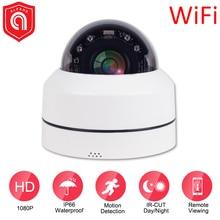 CCTV 1080P Camera WiFi Outdoor Dome PTZ Surveillance Camara IP WiFi Exterior Home Security WiFi Camera 2MP Cloud Storage HD цена