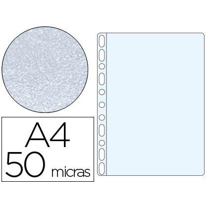 COVER MULTITALADRO Q-CONNECT DIN A4 50 MC SKIN ORANGE BOX 100 UNITS