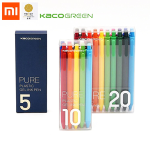 Original Xiaomi pen Mijia ABS pen mi Sign Pen 0.5mm Signing Pens PREMEC Smooth Switzerland Refill MiKuni Japan Ink colorful ink
