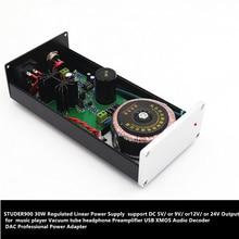 STUDER900 regülatörü doğrusal güç kaynağı DC12V 2.5A 30W DAC ses şifre çözücü profesyonel güç adaptörü