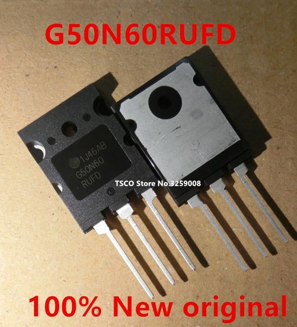G50N60 SGL50N60RUFD 100% nuovo originale 50A/600V 5 PCS/10 PCS