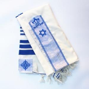 Image 2 - Tallit ユダヤ人祈りスカーフビッグサイズ tallits
