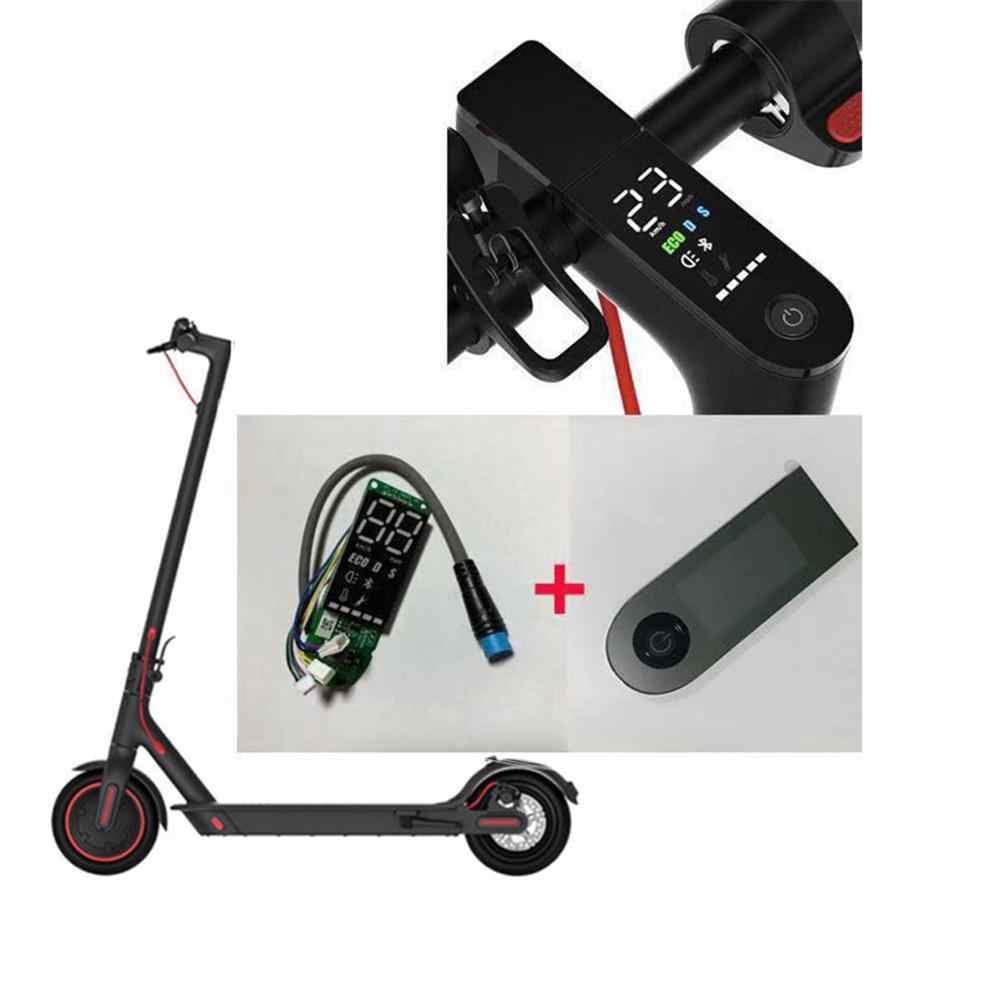 電動スクーターダッシュボードディスプレイ xiaomi M365 プロ回路ボード xiaomi M365 & M365 プロスクーター bt ボード M365 部分