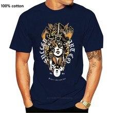 Maglietta Sullen MenS Dream manica corta abbigliamento nero abbigliamento magliette tatuate maglietta su misura