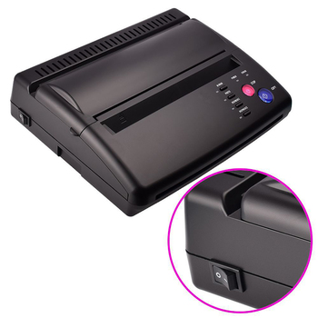 Copy Stencil Machine Tattoo Transfer Machine Printer Drawing Thermal Stencil Maker Copier for Tattoo Transfer Paper Supply