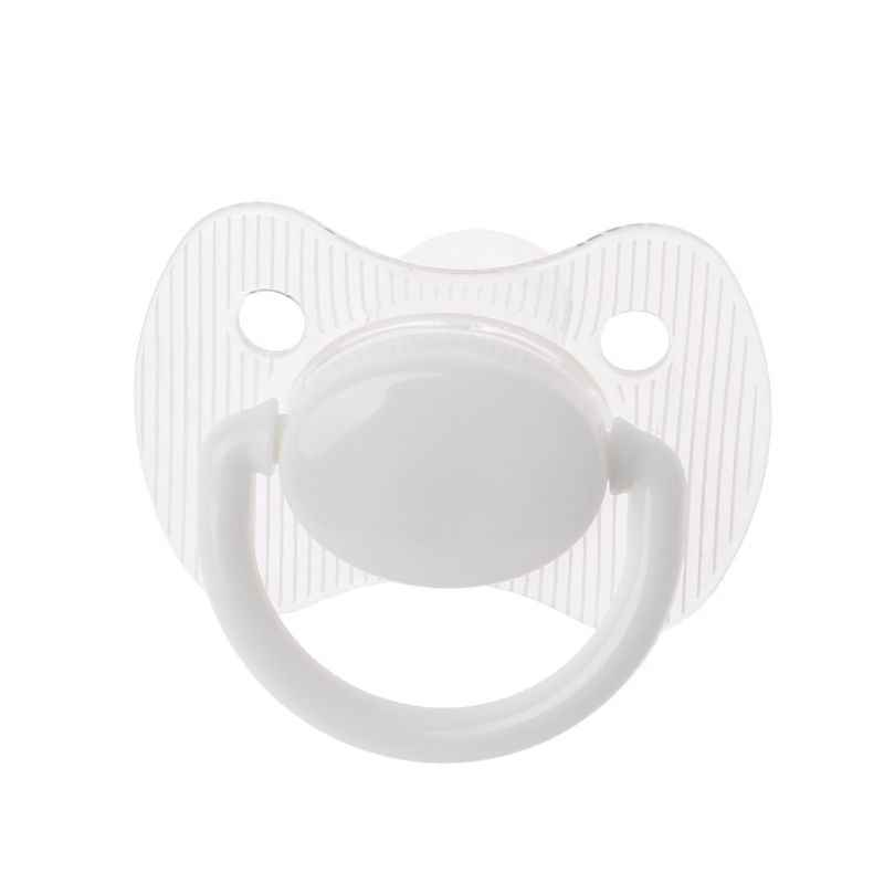 Chupete de silicona de calidad alimentaria chupete de ortodoncia para niños recién nacidos