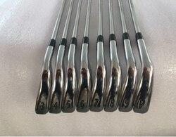 Completamente Nuovo 8PCS 718 AP2 Ferri Da Golf AP2 718 Golf club Irons Set 3-9P Oro Dinamico alberi in acciaio Spedizione Gratuita