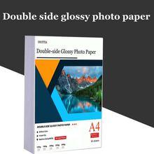 Двусторонний глянцевый фотоглянцевый блеск для струйного принтера