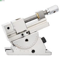 Universal Wanli Grinding Machine Precision Vise Screw 2 Inch Sine Slope Adjustable Angle Screw Tool