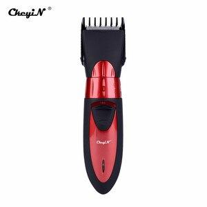 Image 4 - 4 30mm elektryczna maszynka do strzyżenia włosów wodoodporna maszynka do włosów bezprzewodowa ścinanie włosów maszyna Barbershop Professional Haircutter Kids Adult