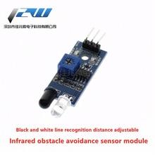 Barrier-Module Avoidance-Sensor Distance Recognition White Line Black 2-30cm-Adjust Obstacle
