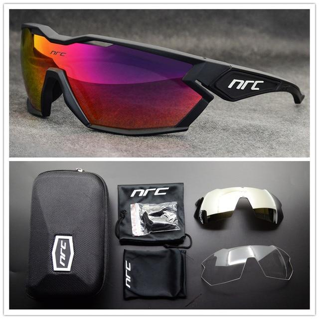 NRC Photochromic Cycling Sunglasses  2