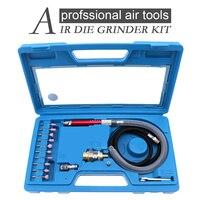 16 teile/los High Speed Air Micro Die Grinder Kits Mini Bleistift Polieren Gravur Werkzeug Schleifen Schneiden Pneumatische Werkzeuge Mayitr Pneumatik-Werkzeuge Werkzeug -