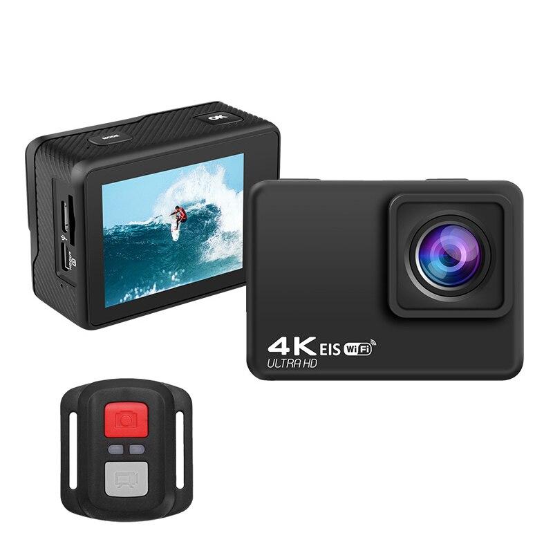 Action Camera EIS Anti-shake Ultra HD 4K / 60fps WiFi 2.0