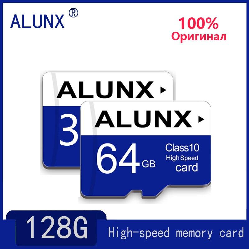 Карта памяти Micro SD 8 ГБ 16 ГБ 32 ГБ высокоскоростная карта Micro SD 64 Гб 128 ГБ 256 ГБ TF для мобильных телефонов, планшетов