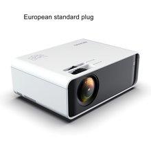 Светодиодный мини-проектор AN10 с разрешением 720P портативный 3D видео проектор домашний кинотеатр опционально Android wifi Проектор базовая модель