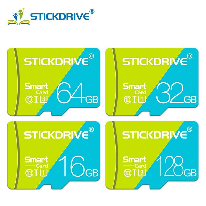 Ultra micro tarjeta SD de 200GB 128GB 64GB tarjeta de memoria flash 32GB 16GB de tarjeta de memoria microSD cartao de memoria mini tf tarjeta envío gratis
