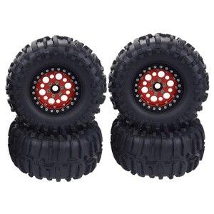 4 шт 2,2 дюйма Grappler шины для 1:10 RC Rock TRX4 Axial SCX10 90046