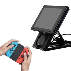 Image 3 - ฐานวงเล็บปรับพับ Stand Holder สำหรับ Nintendo Switch iphone สมาร์ทโฟน