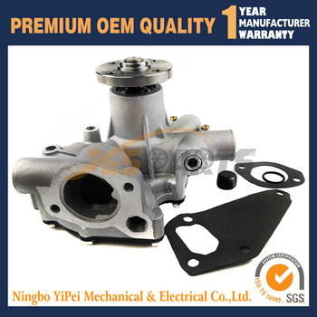 100% Brand New Water Pump for Cummins Diesel Engine A2300 A2300T 4900469 C4900469