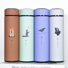Hydro Flask  Double Wall Stainless Steel Vacuum Flasks Thermos Cup Coffee Tea Milk Travel Mug Thermo Bottle Thermocup