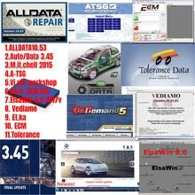 2021 Hot Sale All data+ Mit.chell+ ATSG +Vivid workshop +Atris+ elsawin + vidiamo + Et.ka + ECM + Tolerance car repair software