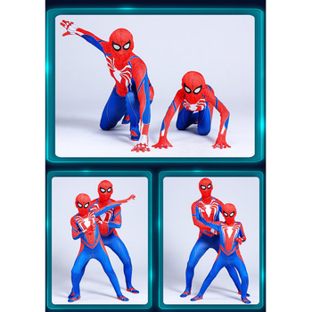 Ps4 Costume Game 3D Print Halloween Bodysuit Suit  for Adult/Child Cosplay Clothing 3