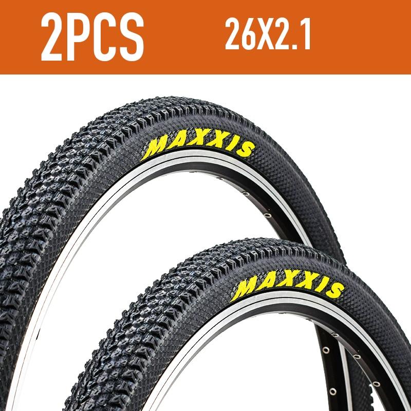 Велосипедная шина MAXXIS 26, 2 шт., 26*2,1 27,5*1,95 60TPI, стальная проволочная шина для горного велосипеда 26*1,95 27,5*1,95 29*2,1, велосипедная шина