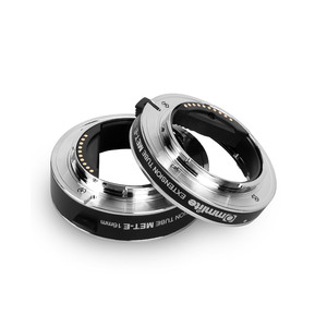 Image 4 - COMMLITE CM MET E Automatic Macro Extension Tube Ring Set Auto Focus TTL Exposure for Sony E mount Mirrorless Cameras & Lens
