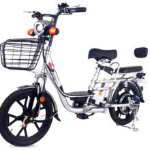 18 inch 16ah /48v removable lithium battery 350w motor electric bike city electric bicycle
