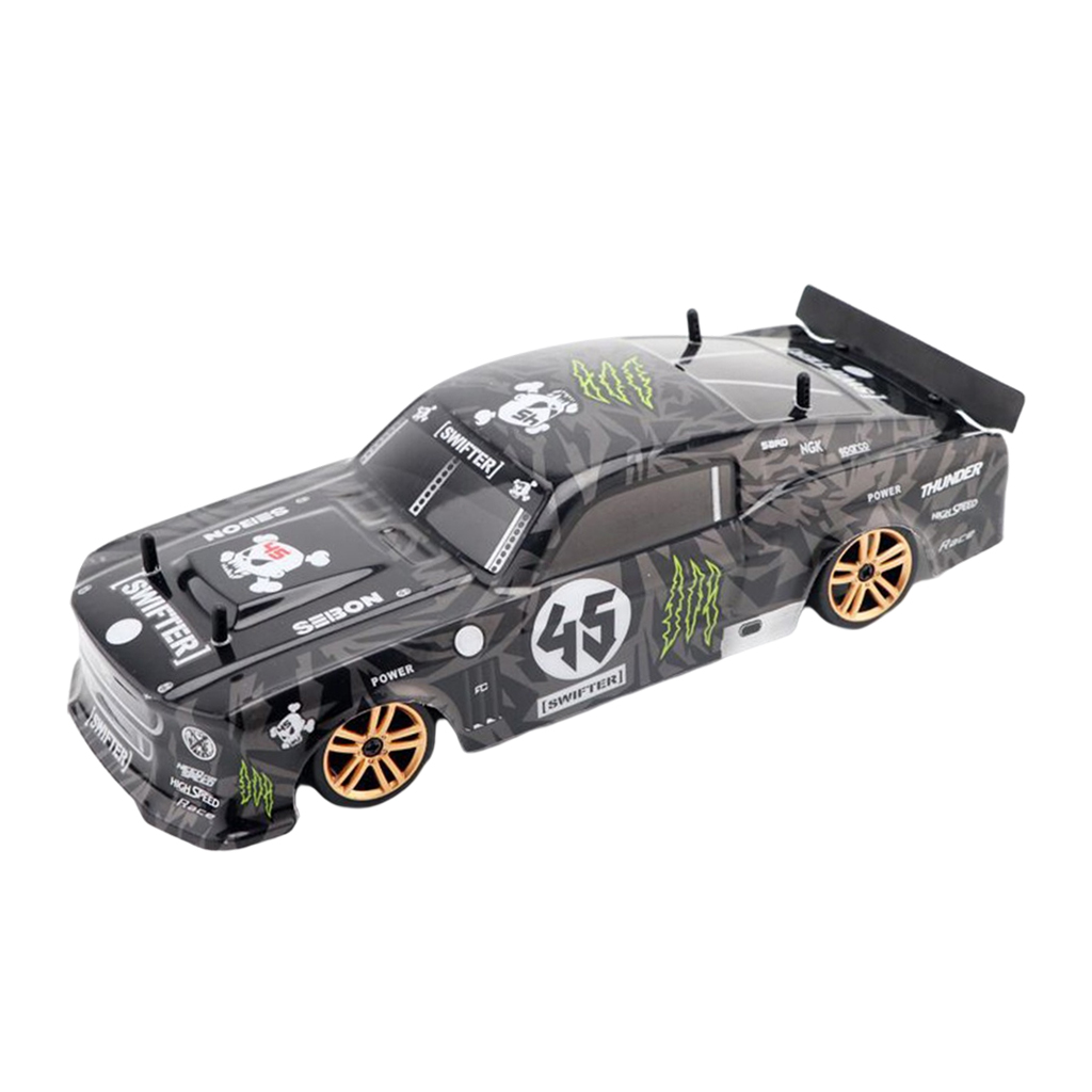 2.4Ghz Mini 4WD RC  Car 1/18 On-Road Stunt Car RC Vechicle Toy for Boys