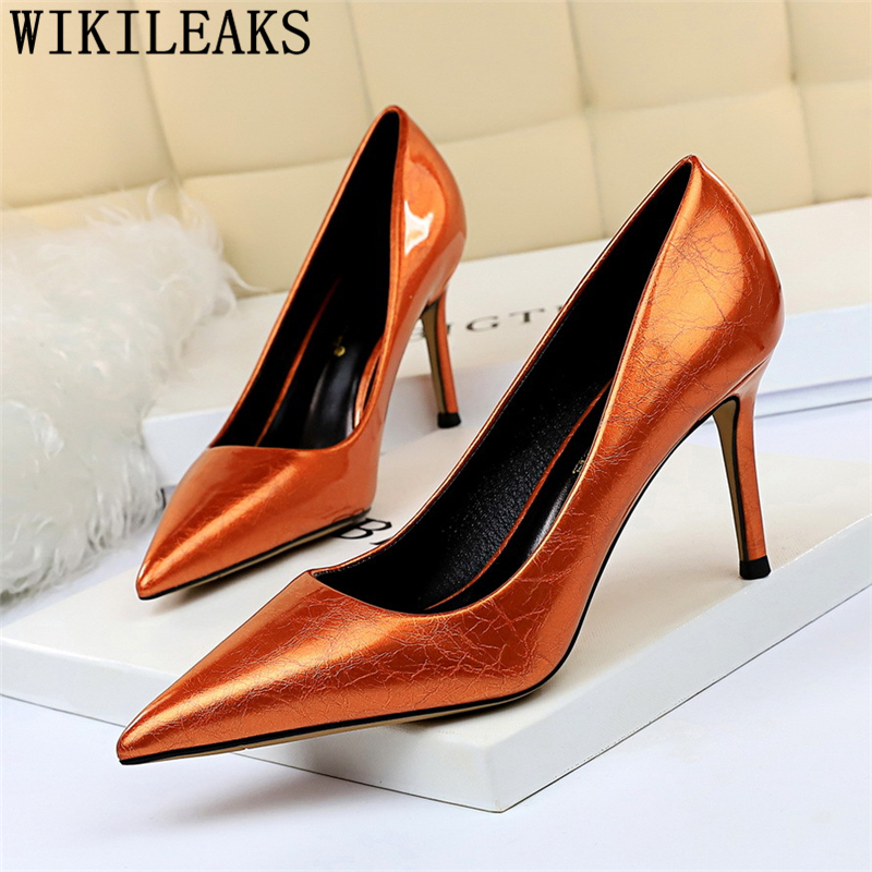pointed heels wedding shoes party shoes elegant shoes for woman ladies heels <font><b>sexy</b></font> heels <font><b>chaussure</b></font> mariage femme <font><b>talon</b></font> <font><b>haut</b></font> image