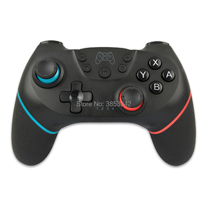 Image 3 - 2pcs / 1 pc Wireless Bluetooth Controller for Nintend Switch Pro Gamepad for Nintendoswitch Games Accessories