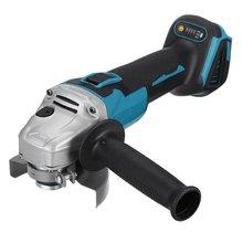 125mm angle grinder for 18v makita battery multi function polishing