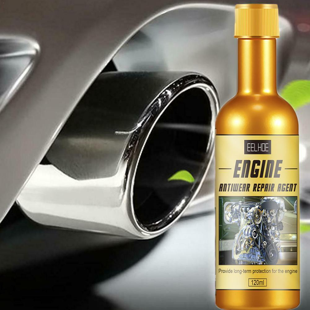 120ML Promotion Car Catalytic Converter Cleaners Automobile To Engine Cleaner Catalysts Accelerators Easy Clean B1P3