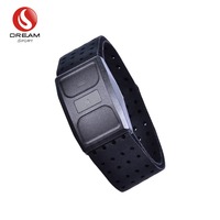 Bluetooth Heart Rate Monitor Compatible with Sport watch/Cycling computer/Fitness equipment /Smart device with Ant+ Armband