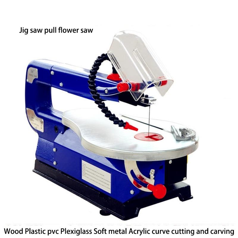 Desktop Electric Wire Saw Machine Electric Jig Saw Model Wire Saw