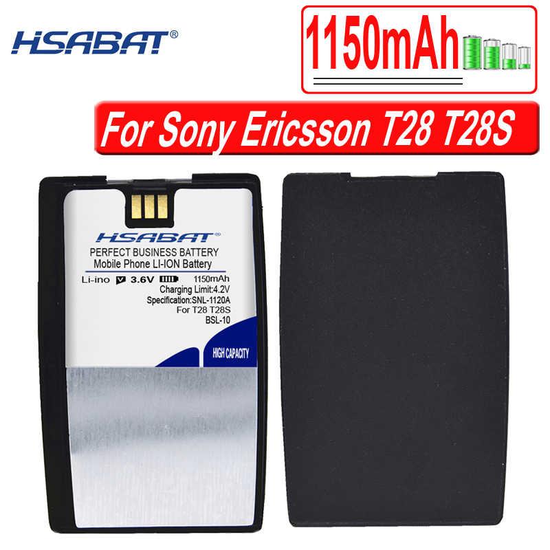 HSABAT 1150 2600mah BSL10 BSL-10 バッテリーソニーエリクソン T28 T28S T28SC T29 T39 T520 T320 R520 R320 バス 11