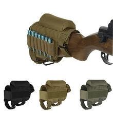Тактическая Сумка для подставки ружья регулируемый футляр боеприпасов