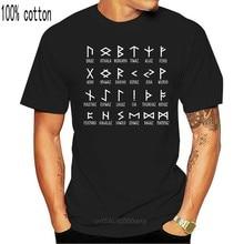 RUNES OF ELDER FUTHARK T-shirt - S to 6XL - Norse Odin Viking Ragnarok Thor Odin